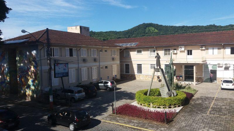 Hospital Imaculada Conceição tem oito pacientes internados com Covid-19 – Foto: Prefeitura de Nova Trento/Divulgação/ND