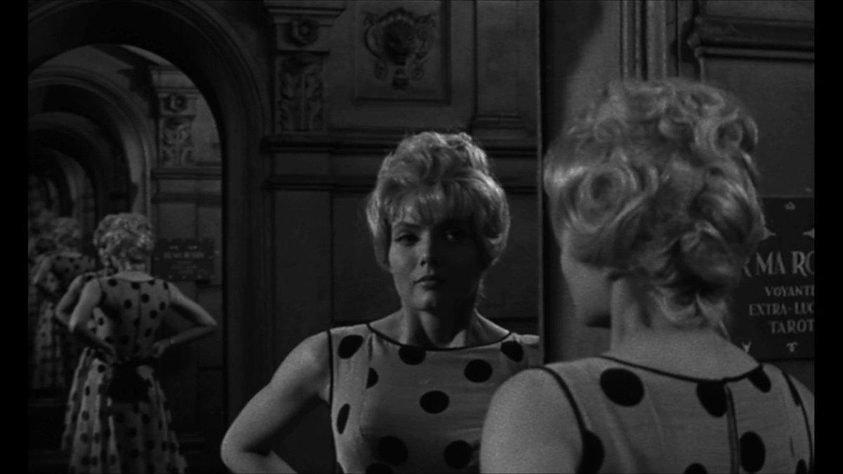 2. Cléo das 5 às 7 (1962), dirigido por Agnès Varda - Crédito: Divulgação/33Giga/ND