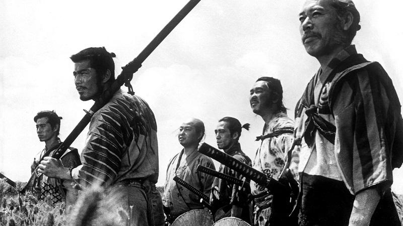 2. Os Sete Samurais (1954) – Nota 9,8 - Crédito: Divulgação/33Giga/ND