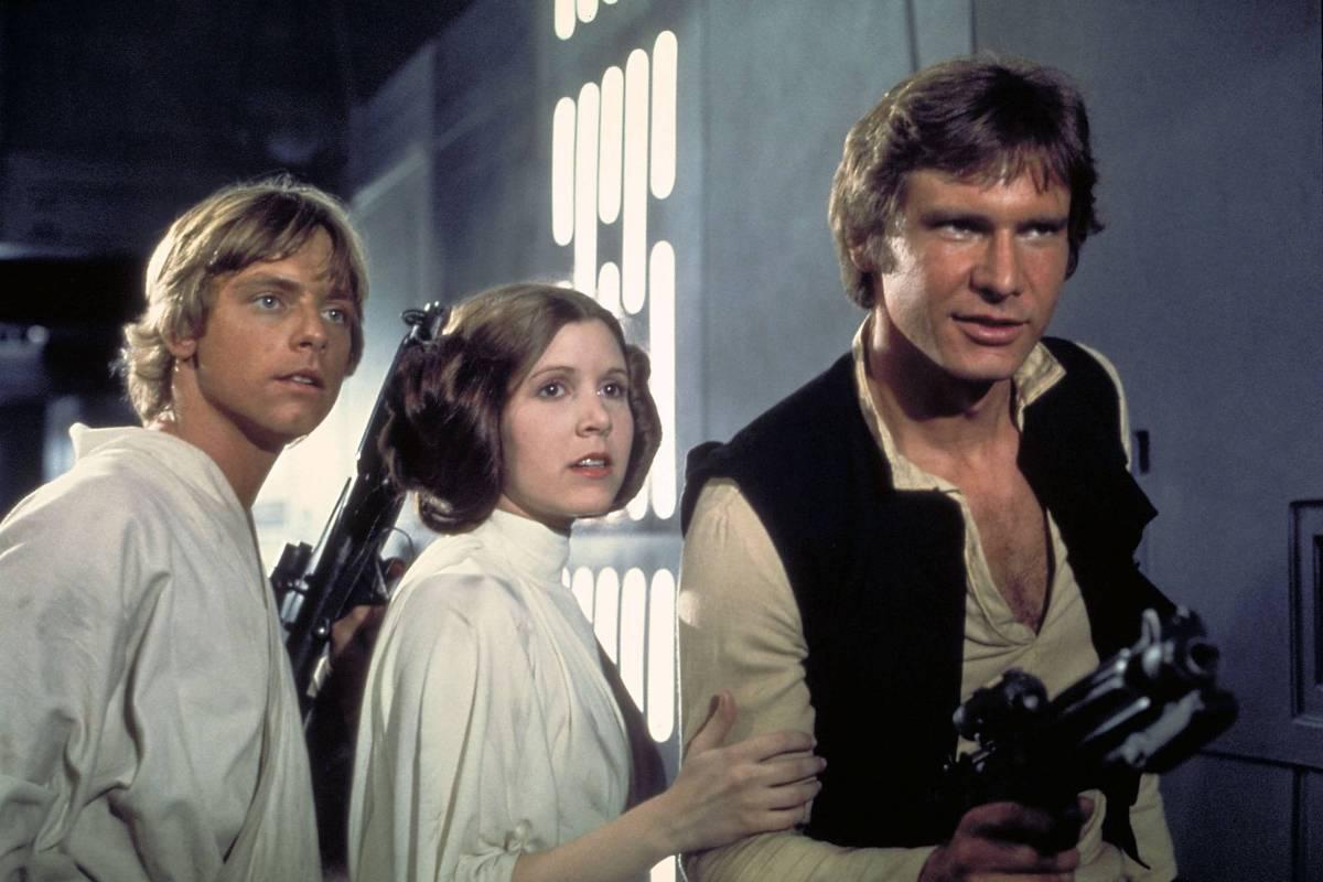 20. Star Wars, Episódio IV: Uma Nova Esperança (1977) – Nota 9 - Crédito: Divulgação/33Giga/ND