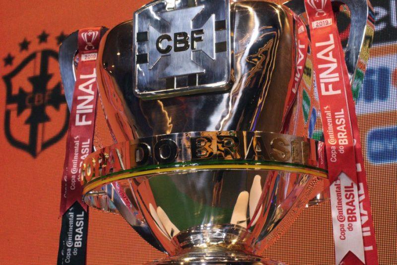 Taça da milionária Copa do Brasil de 2019 – Foto: Thais Magalhães/CBF