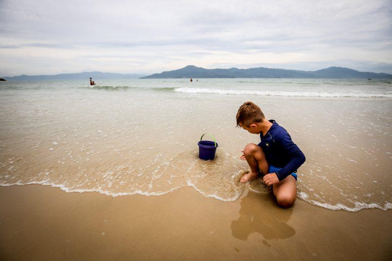 Novas gerações terão que lidar com as mudanças climáticas – Foto: Anderson Coelho/ND