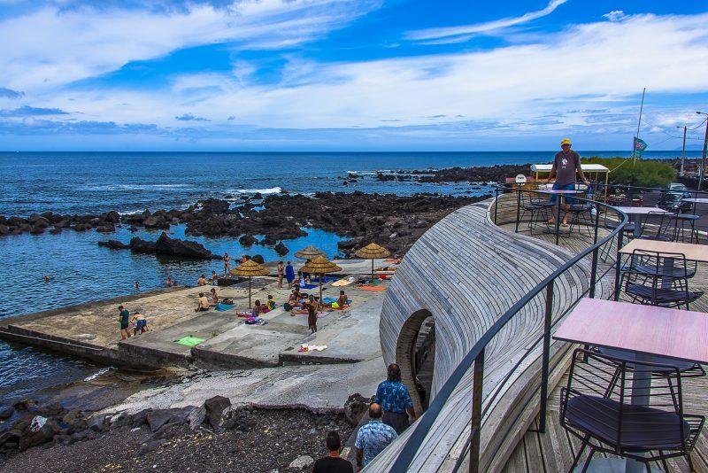 Cella Bar, em Madalena, Ilha do Pico – Foto: Joel Pacheco/Divulgação/ND