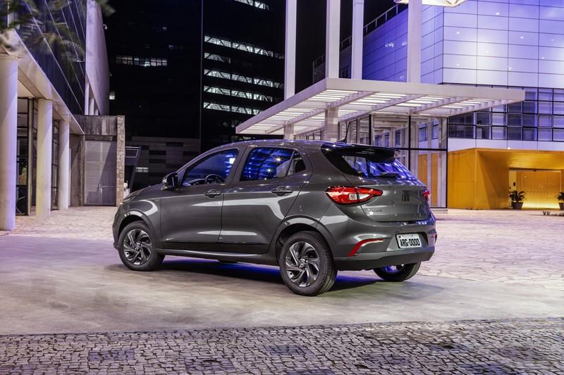 Fiat Argo S-Design - Foto: Divulgação - Foto: Divulgação/Garagem 360/ND