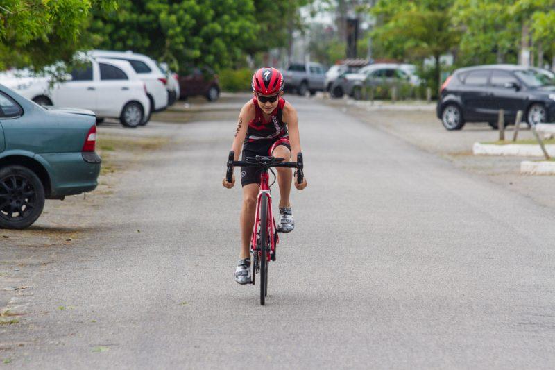 Igor Bertoli, atleta de triatlo de Florianópolis – Foto: Foto Flavio Tin/ND