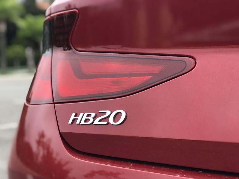 Nova geração do HB20 em detalhes - Foto: Leo Alves - Foto: Leo Alves/Garagem 360/ND