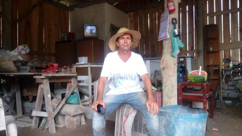 Marzinho sofreu com inundações em Itajaí no decorrer de sua vida – Foto: Thomás Garcia/ND