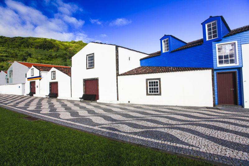 Museu dos Baleeiros, nas Lajes do Pico, Ilha do Pico – Foto: Joel Pacheco/Divulgação/ND
