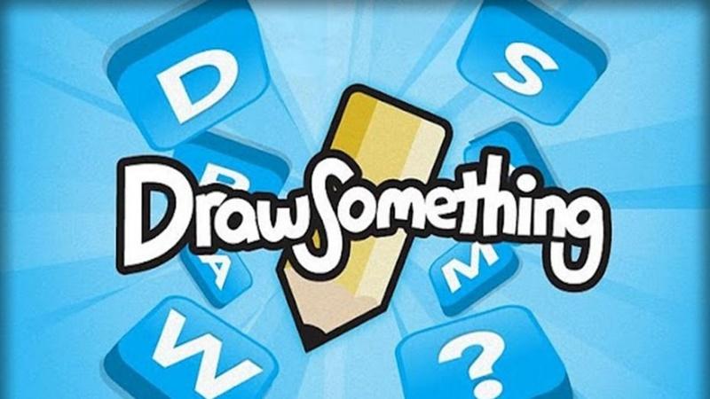 Draw Something (2012) – baseado em uma tela no qual um dos usuários deveria desenhar um objeto predeterminado para os amigos desvendarem o que era, o aplicativo teve 50 milhões de downloads. Na época, chegou a ser vendido para uma das maiores desenvolvedoras de jogos para smartphone e redes sociais, mas perdeu a popularidade. - Crédito: reprodução da internet/33Giga/ND