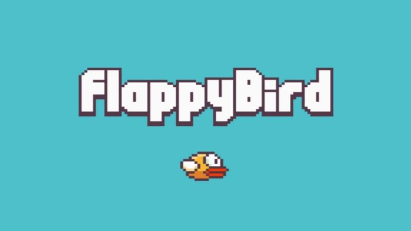 Flappy Bird (2013) – o jogo viciante protagonizado por um passarinho conquistou milhões de fãs em pouco tempo. Na época, a dificuldade do jogo estimulava as pessoas a continuarem jogando até baterem seus próprios recordes e os dos amigos. Porém, o criador do game decidiu tirar o aplicativo da Google Play e da App Store porque não aguentou toda a atenção que recebeu. Hoje o game pode ser jogado online no site www.flappybird.io. - Crédito: reprodução da internet/33Giga/ND