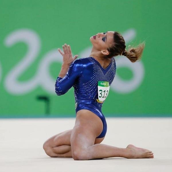 A seleção brasileira feminina de ginástica artística ficou de fora da última edição dos Jogos Olímpicos e está em processo de retorno para a edição de Tóquio (JAP) que ainda é incerta – Foto: Reprodução/Instagram