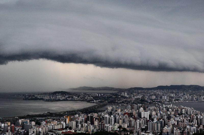 Chuva deve ser registrada em todas as regiões de SC – Foto: Gabriel Lain/ND