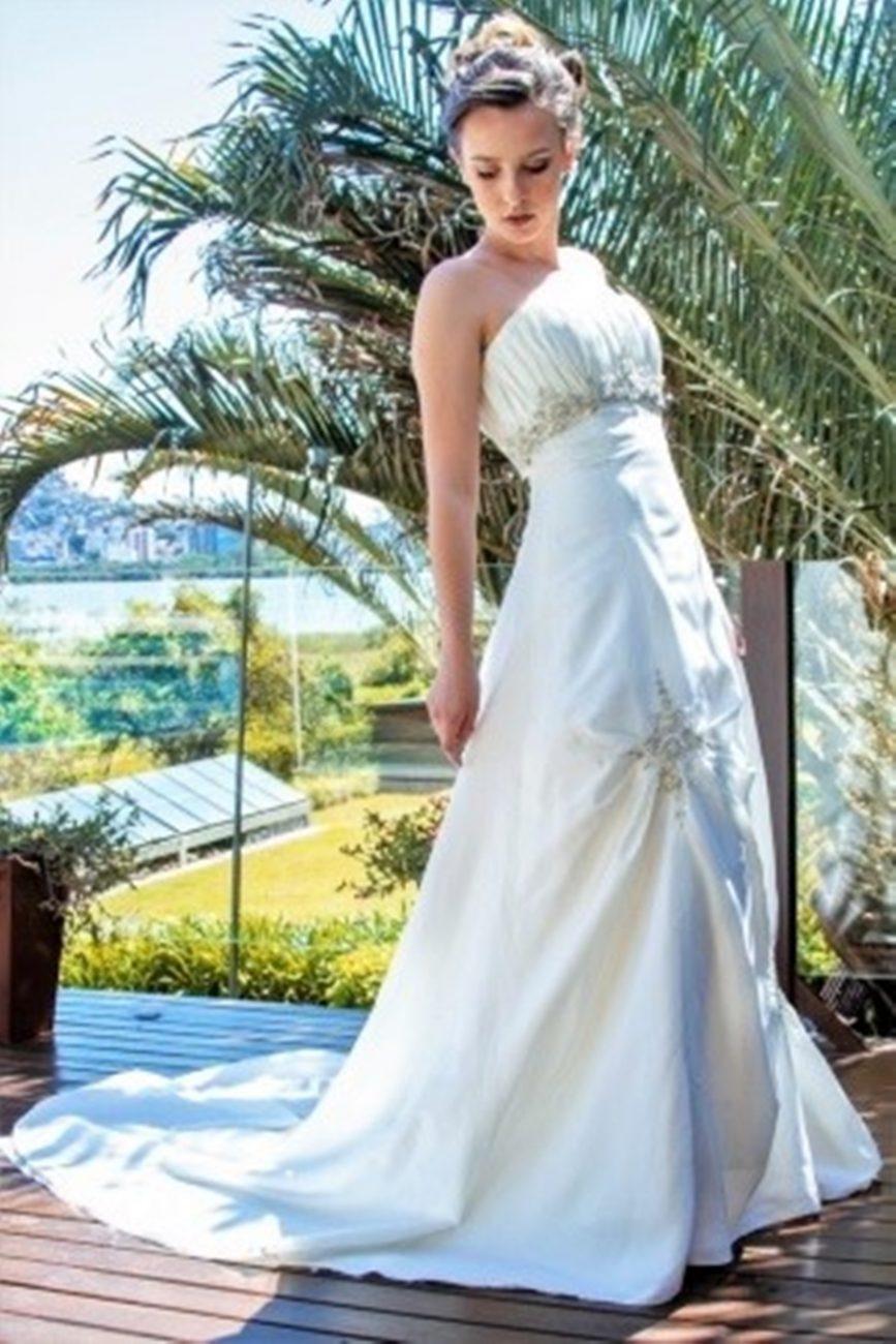 Vestido de noiva - Divulgação/ND