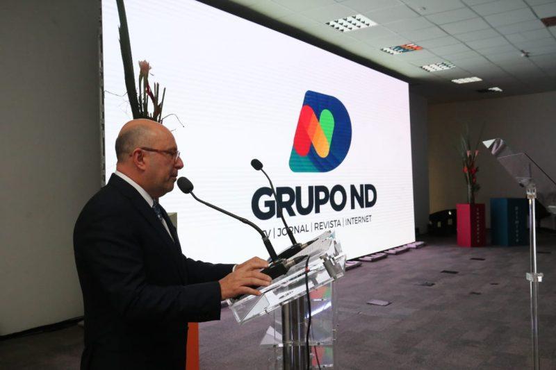 Marcello Corrêa Petrelli, presidente executivo do agora Grupo ND