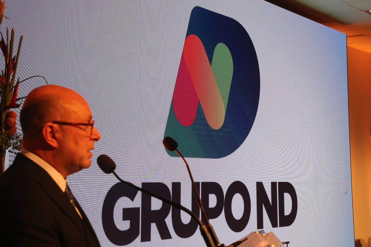 Marcello Corrêa Petrelli, presidente executivo do agora Grupo ND - Anderson Coelho/ND