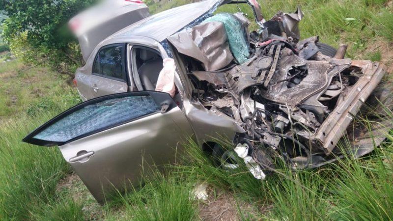 Acidente ocorreu na SC-390 na manhã deste sábado – Foto: PMRv/Divulgação/ND