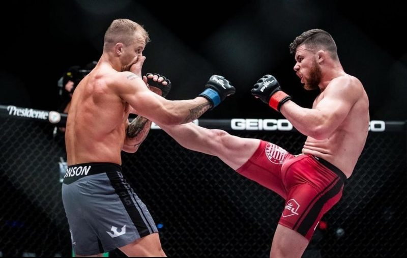 Segunda luta pelo título deste ano. Natan venceu por decisão unânime. Foto: arquivo pessoal, divulgação