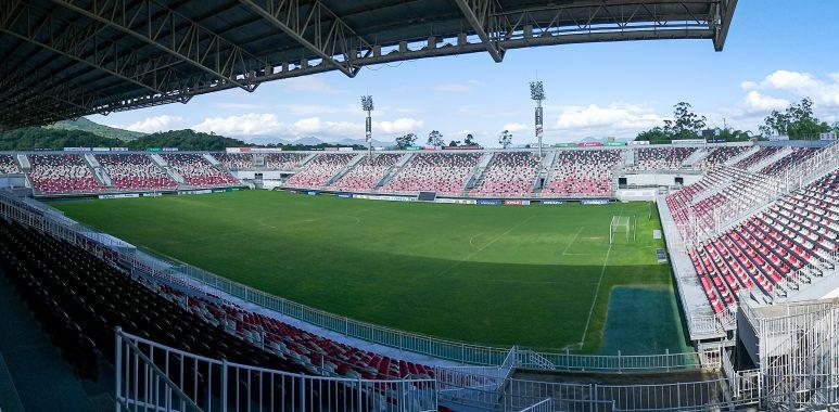 JEC jogaria no domingo (7), mas continuidade do campeonato é uma incógnita- Foto: Divulgação/JEC