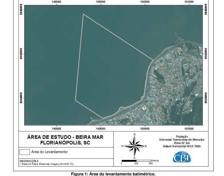 Edital Marina Prevê aumento do nível do mar – Foto: Edital/Prefeitura de Florianópolis/ND