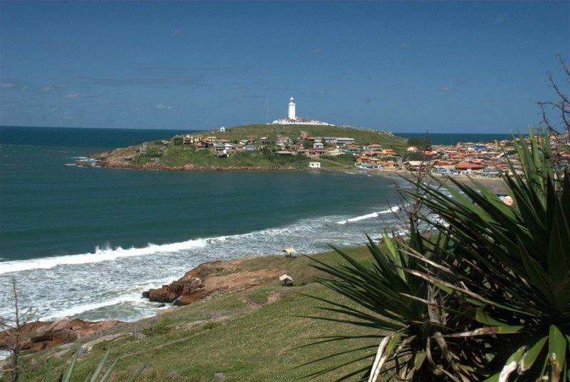 Farol de Santa Marta, em Laguna – Foto: Governo de Santa Catarina/Divulgação/ND