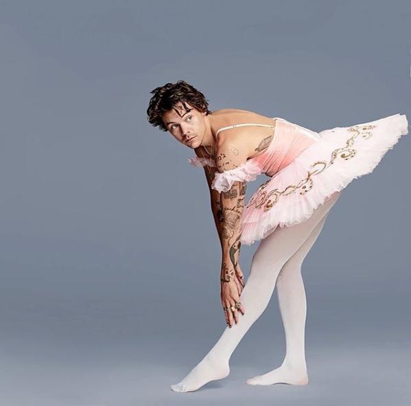 Harry StylesA segunda passagem de Harry Styles no Brasil acontece em outubro de 2020. Em turnê com o novo álbum Fine Line, Harry passará por São Paulo e Rio de Janeiro. - Reprodução/Instagram