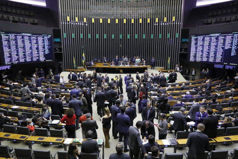 Deputados aprovaram texto enviado por grupo de trabalho; projeto vai ao Senado – Foto: Luis Macedo/Câmara dos Deputados/Divulgação/ND