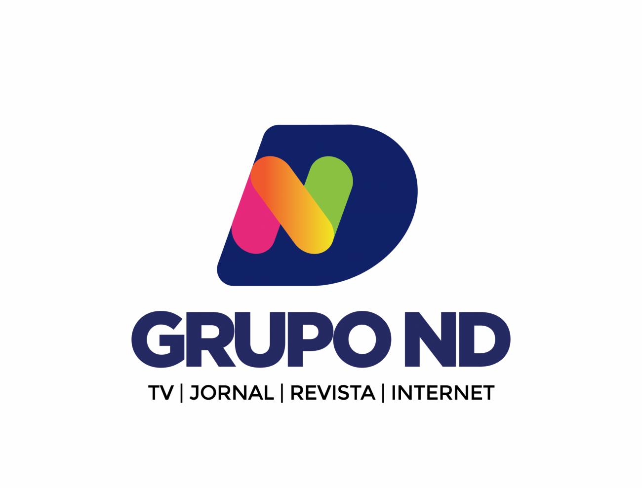 """No evento foi apresentada a nova identidade visual da marca """"Grupo ND"""" - Divulgação/ND"""
