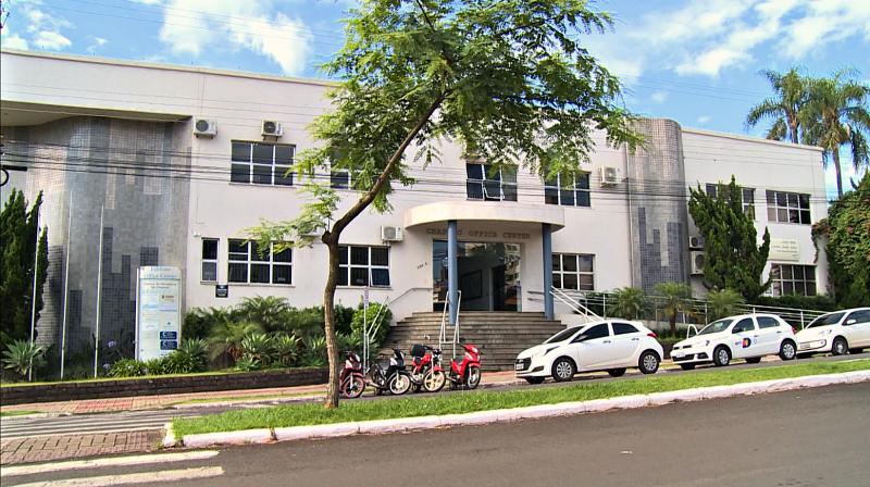 Câmara de Vereadores de Chapecó – Foto: NDTV/Reprodução
