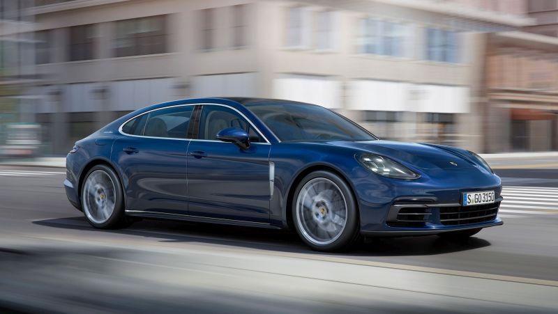 Recall: Porsche convoca Panamera e Cayenne para reprogramação de software - Foto: Divulgação