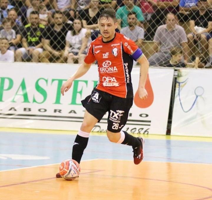 Torcida não acompanha o JEC Futsal no ginásio desde a temporada 2019; pandemia começou antes do início oficial da temporada 2020 – Foto: Juliano Schmidt/JEC Futsal