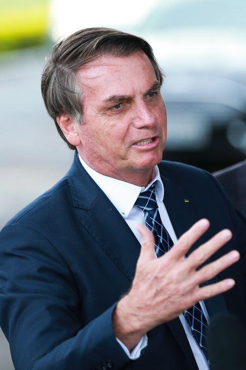 Bolsonaro confirma Braga Netto na Casa Civil e Onyx na Cidadania – Foto: José Cruz/Agência Brasil/ND