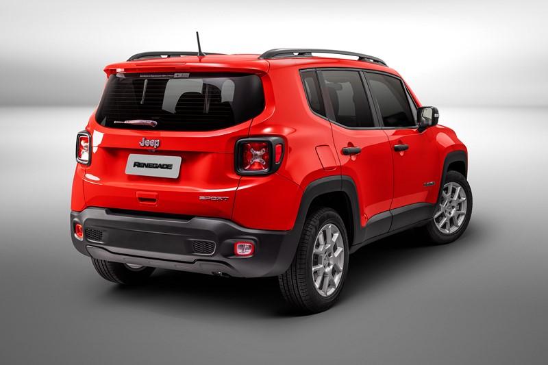 10- Jeep Renegade: 68.726 unidades - Foto: Divulgação - Foto: Divulgação/Garagem 360/ND