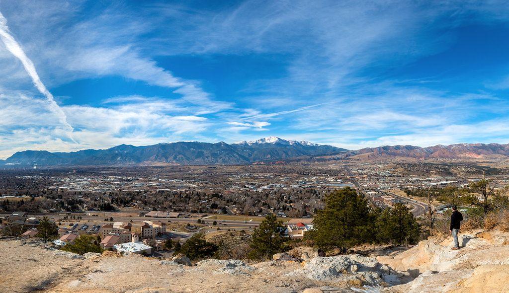 13 - Colorado Springs, EUA - Tycho's Nose on VisualHunt.com / CC BY-NC-ND - Tycho's Nose on VisualHunt.com / CC BY-NC-ND /Rota de Férias/ND