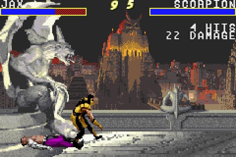 13. Mortal Kombat Advance (2001) - Crédito: Divulgação/33Giga/ND