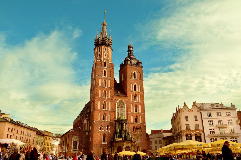 14 - Cracóvia, Polônia - Pixabay - Pixabay /Rota de Férias/ND