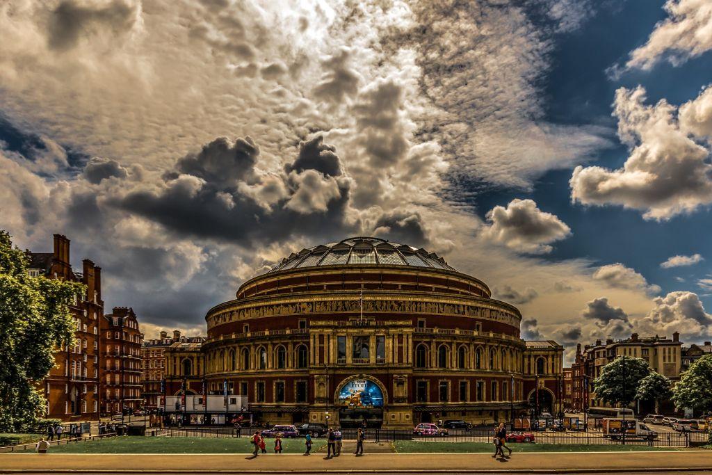 Royal Albert Hall - Pixabay - Pixabay /Rota de Férias/ND