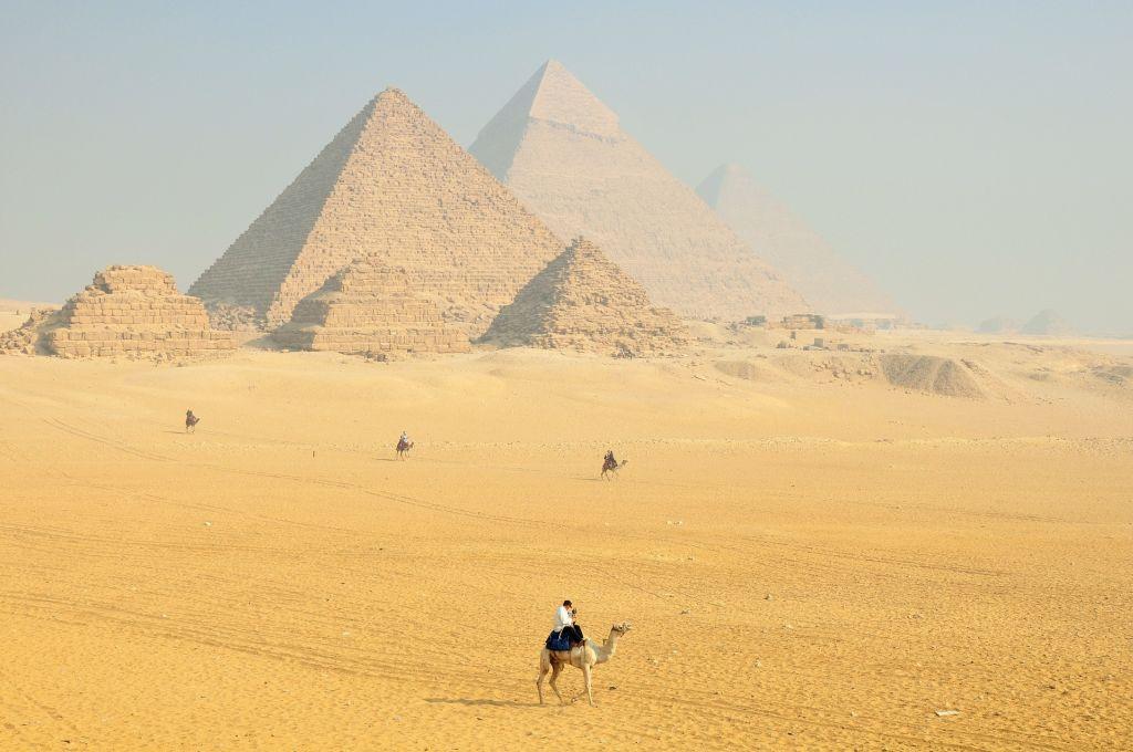 17 - Egito - Pixabay - Pixabay /Rota de Férias/ND