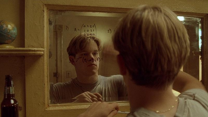 Gênio Indomável (1997) – Levou duas estatuetas: Melhor Ator Coadjuvante (Robin Williams) e Melhor Roteiro Original. - Crédito: Divulgação /33Giga/ND