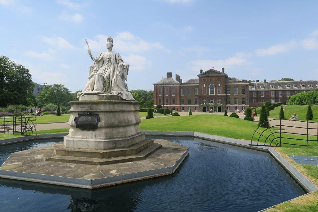 Palácio de Kensington - Pixabay - Pixabay /Rota de Férias/ND