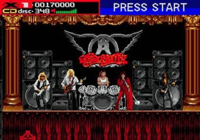 Aerosmith – Revolution X (1994) - Crédito: Divulgação/33Giga/ND