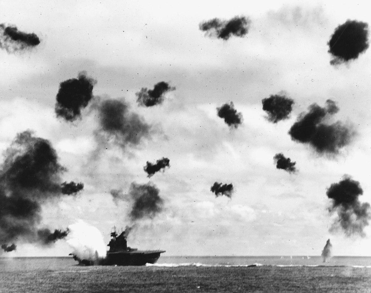 A Batalha de Midway (1942) – Vencedor do Oscar de Melhor Documentário de Longa-Metragem. - Crédito: Divulgação /33Giga/ND