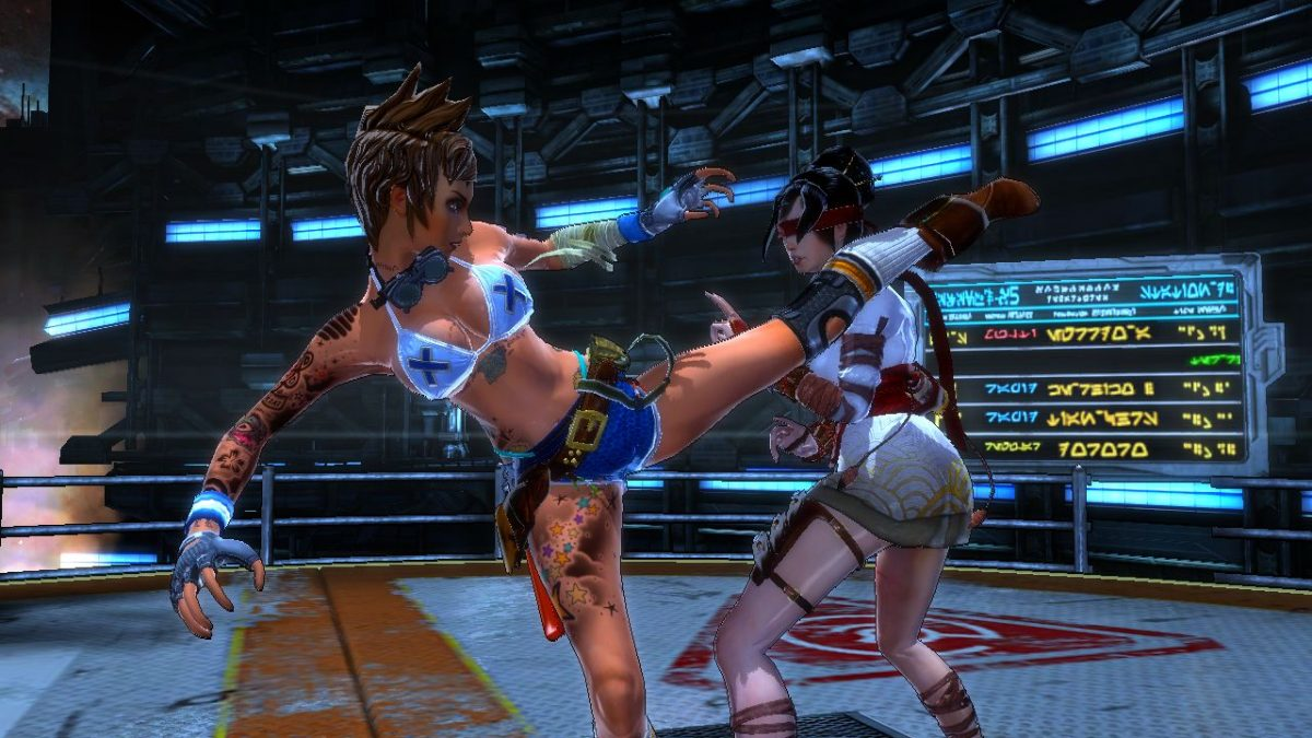 20. Girl Fight (2013) - Crédito: Divulgação/33Giga/ND