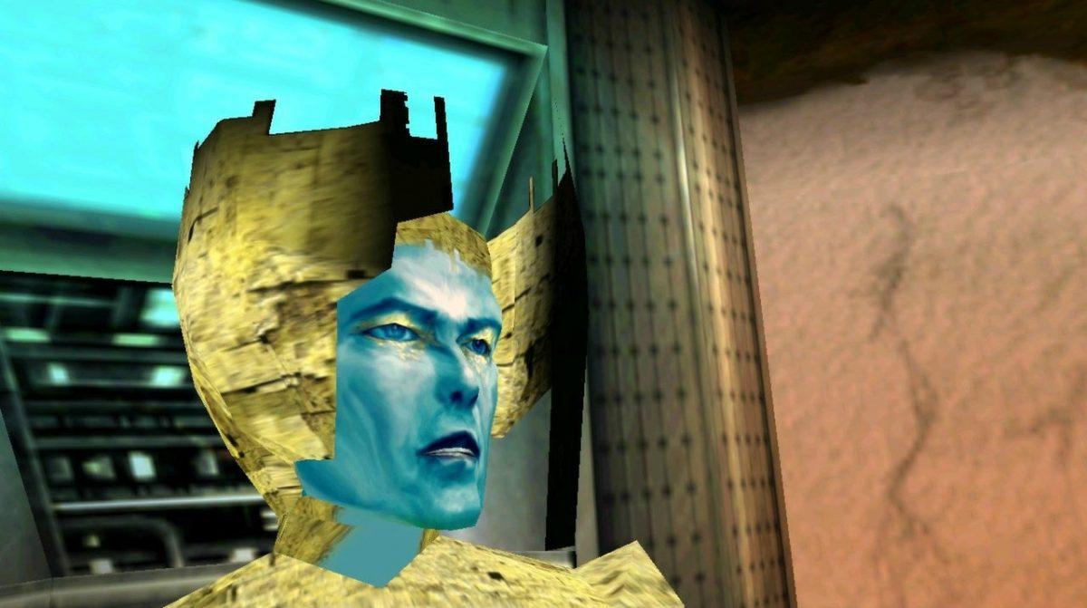 David Bowie – Omikron: The Nomad Soul (2000) - Crédito: Divulgação/33Giga/ND