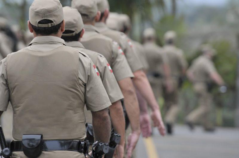 Governo deu prazo até quarta-feira (4) para categoria dar uma resposta – Foto: Polícia Militar/Arquivo/ND