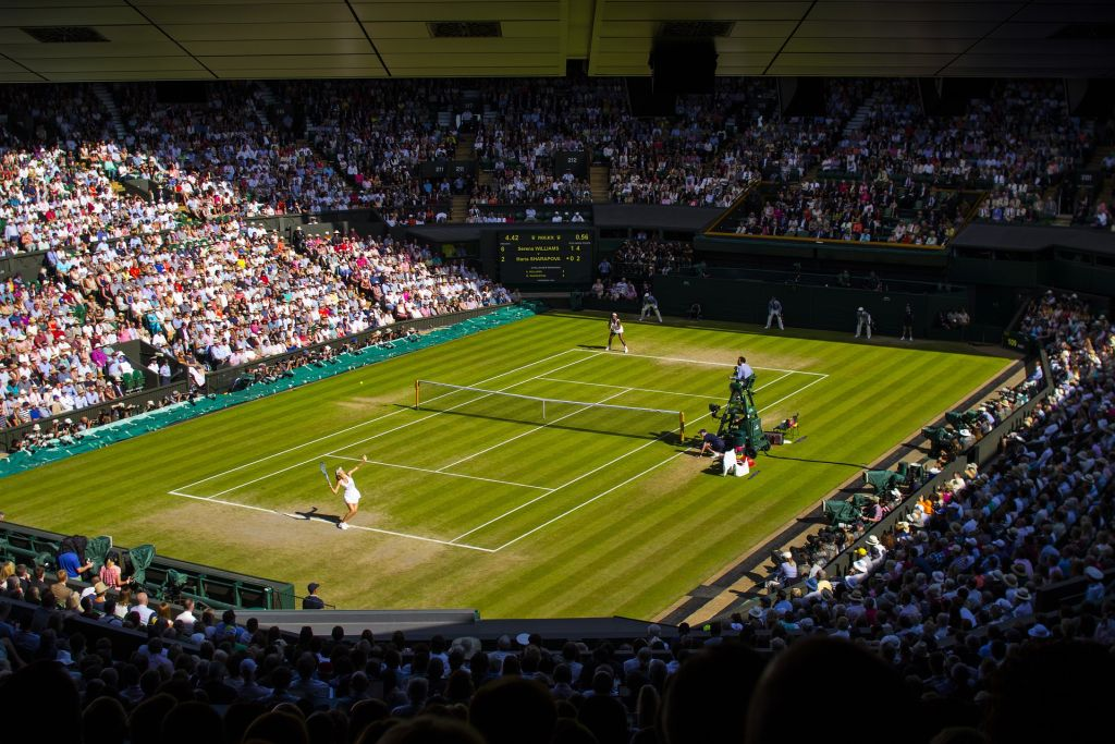 Wimbledon - Pixabay - Pixabay /Rota de Férias/ND