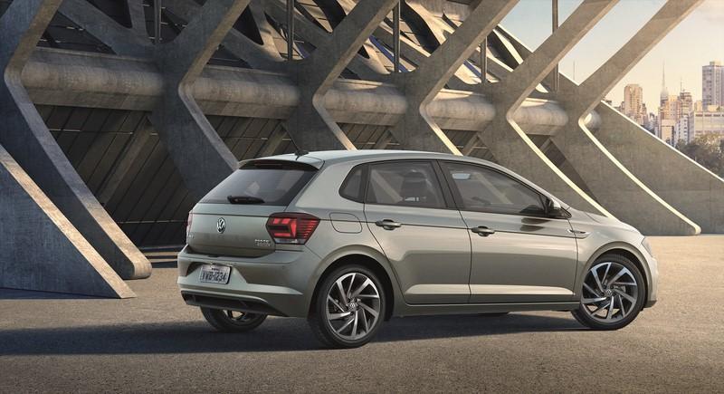 3- Volkswagen Polo Comfortline 200 TSI: Desvalorização: -3,49%; Preço sugerido: R$ 67.150 - Foto: Divulgação - Foto: Divulgação/Garagem 360/ND