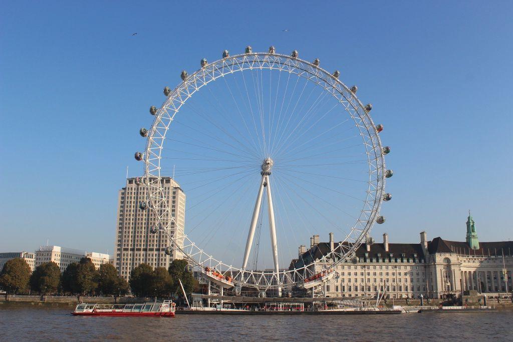 London Eye - Pixabay - Pixabay /Rota de Férias/ND
