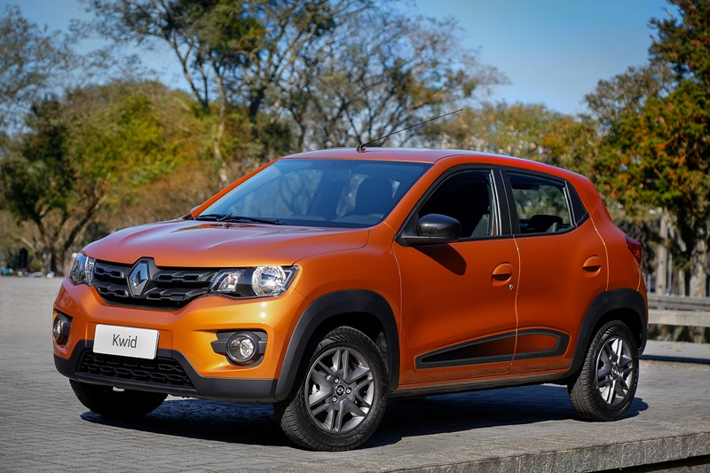 4- Renault Kwid: 85.117 unidades - Foto: Divulgação - Foto: Divulgação/Garagem 360/ND