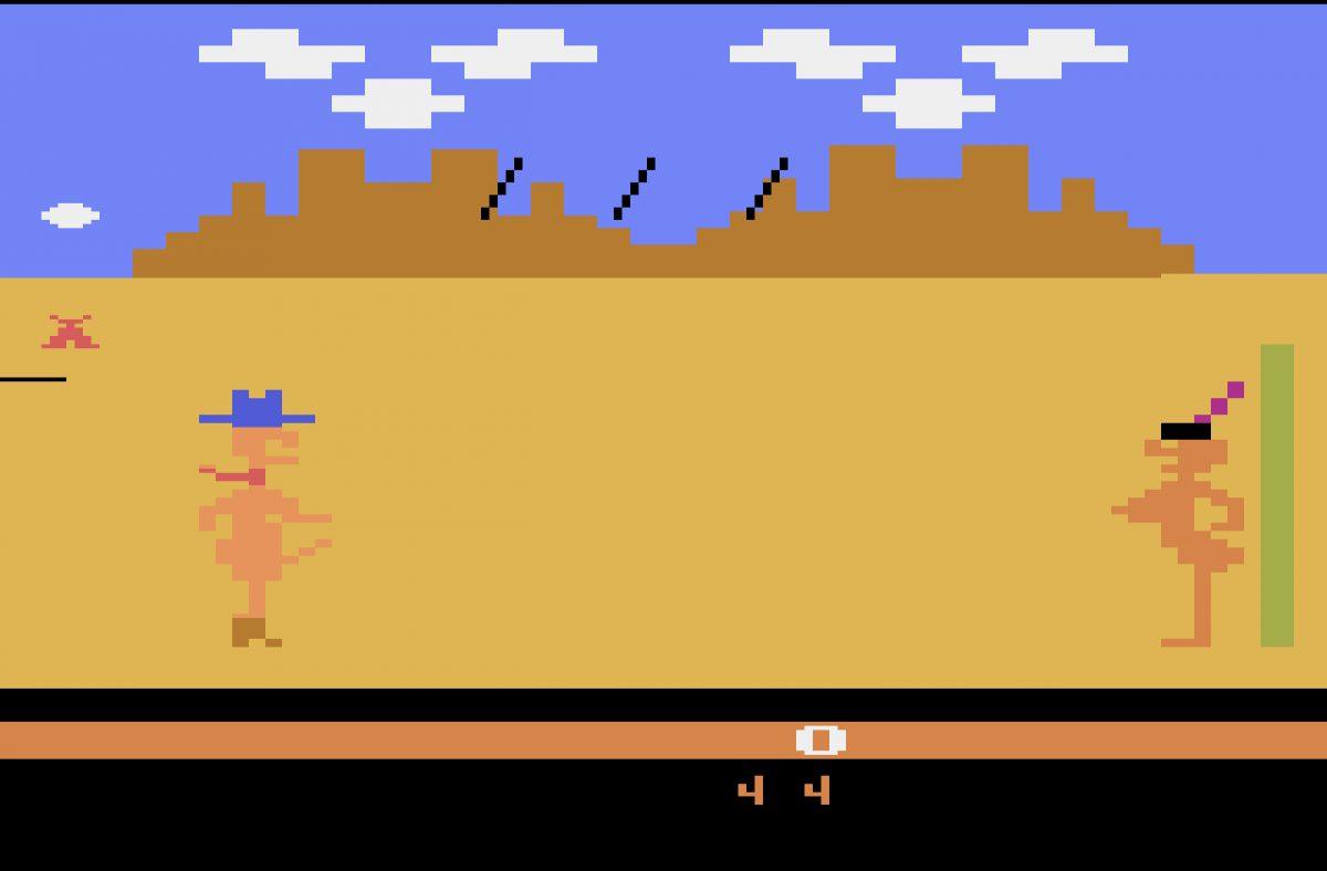 5. Custer's Revenge (1982) - Crédito: Divulgação/33Giga/ND