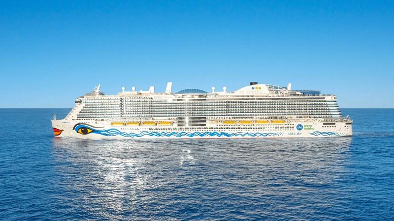 Aida Cruises AIDAnova (2018): 183.900 toneladas, 337 metros de comprimento e 69 metros de altura - Divulgação - Divulgação /Rota de Férias/ND